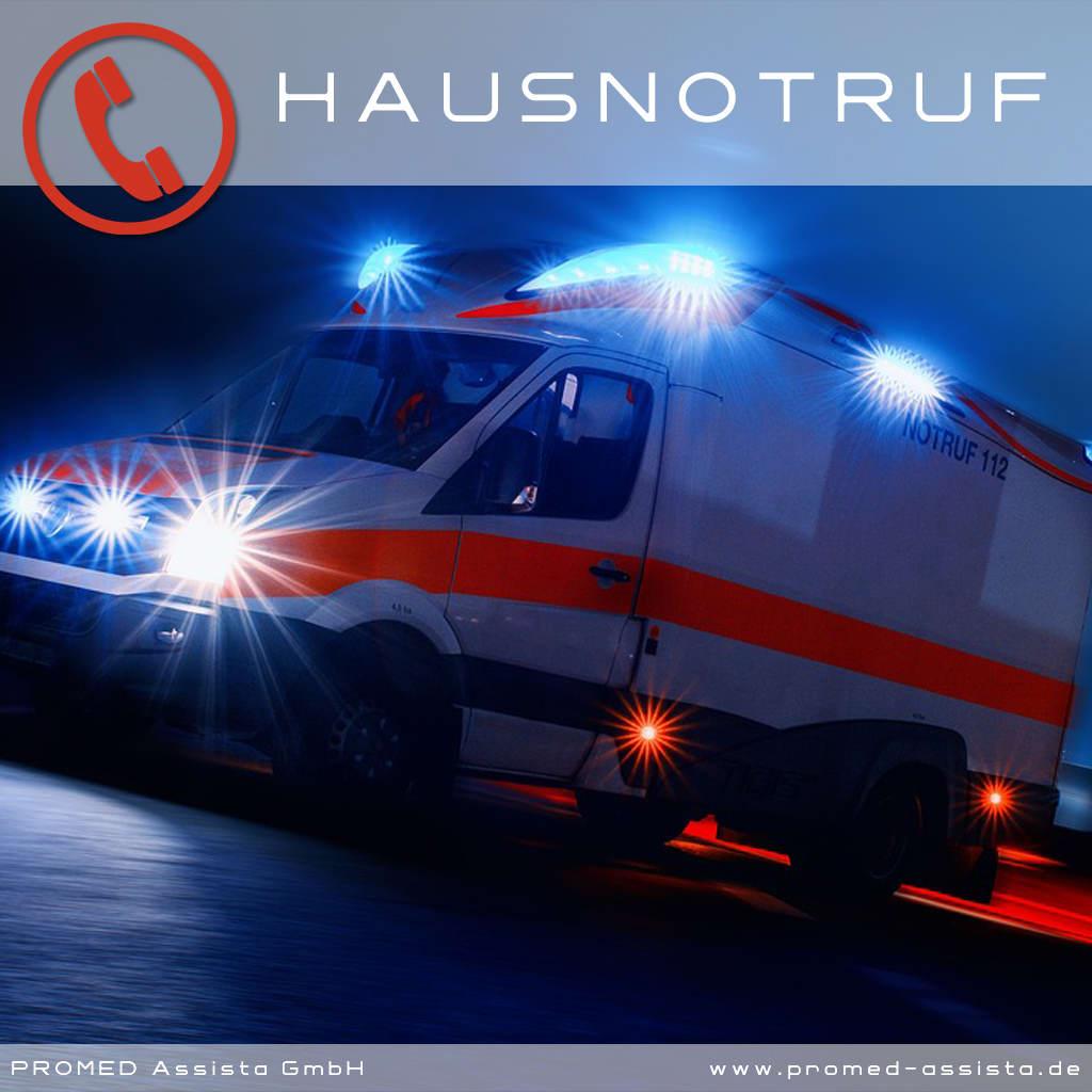 Pflegedienst PROMED Assista GmbH - Hausnotruf für Kunden in Dietzenbach