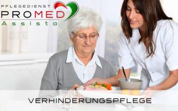 Pflegedienst PROMED Assista in Dietzenbach - Verhinderungspflege