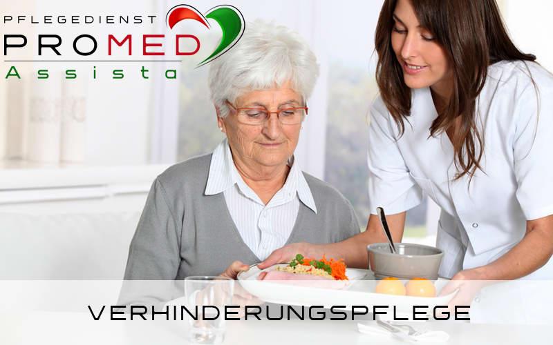 Pflegedienst PROMED Assista - Verhinderungspflege Dietzenbach