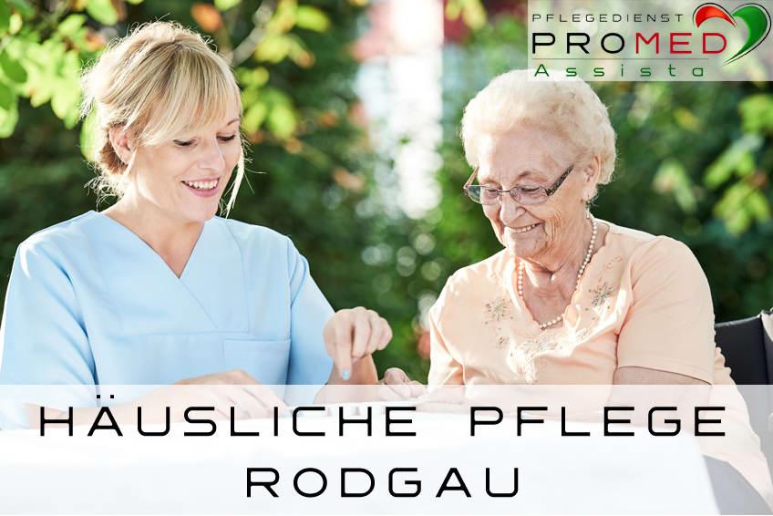 Pflegedienst Rodgau häusliche Pflege Rodgau