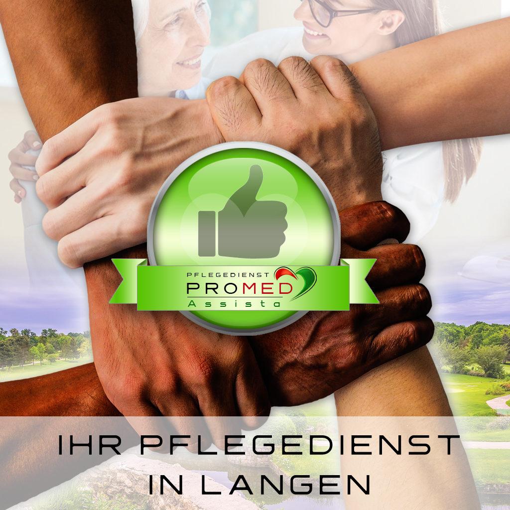 Pflegedienst PROMED Assista - Ambulante Pflege in Langen